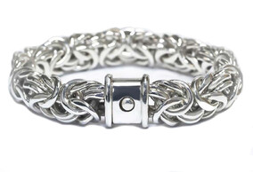 Sterling silver bracelets, Regal, Marc Bendall, Jewellers, Christchurch