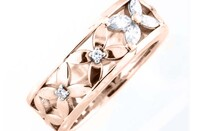 Diamond rings, Marc Bendall, Christchurch jewellers