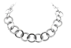 Sterling silver chain, Marc Bendall, Christchurch Jewellers
