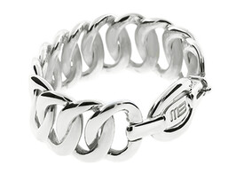 Cuff Bracelet, Sterling silver, Marc Bendall, Christchurch jewellers